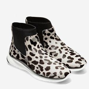 Cole Haan Zerogrand Calf Hair Chelsea Boot